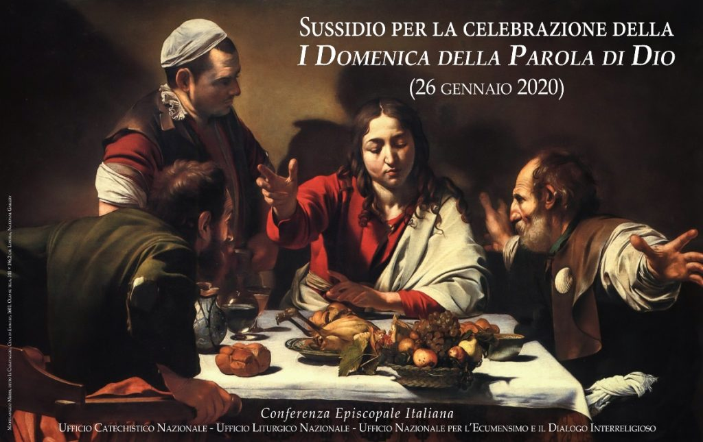 Sussidio per la celebrazione della I Domenica della Parola di Dio - 26 gennaio 2020